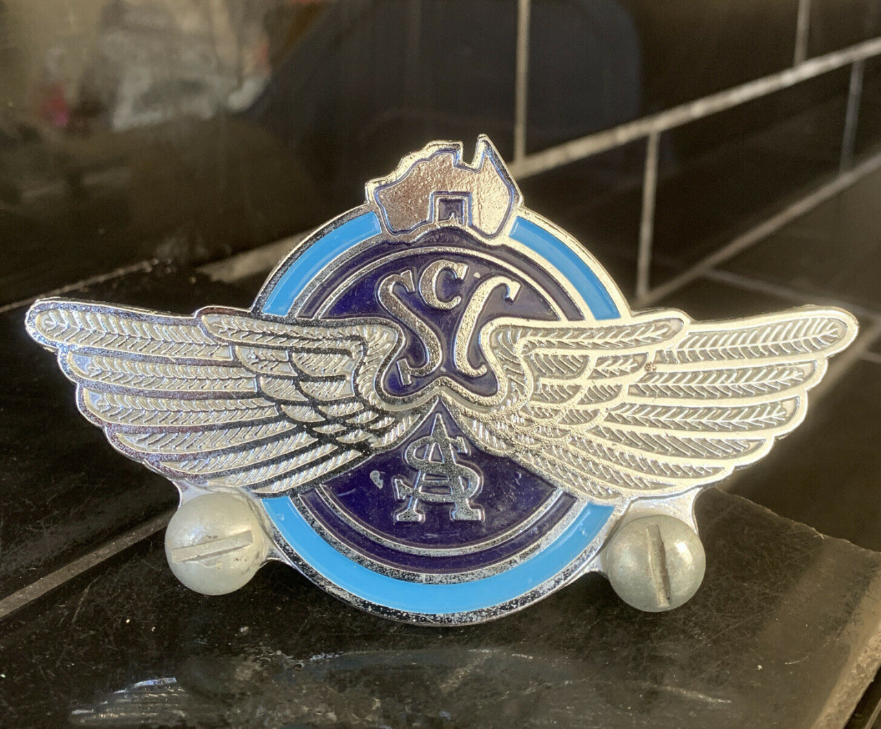 SCCA Badge