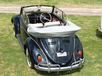 40.jpg - My 1961 Karmann Cabriolet