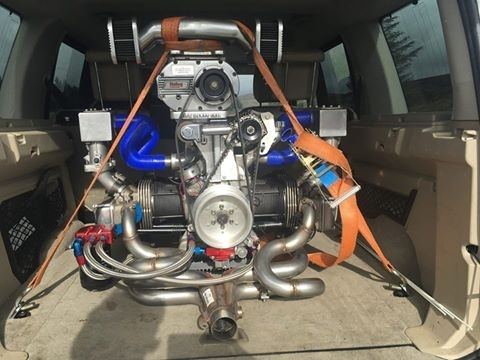 Supercharger Sunday 2017-04-17
