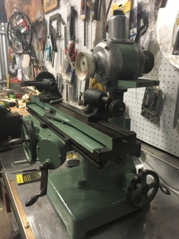 Demco tool and cutter grinder