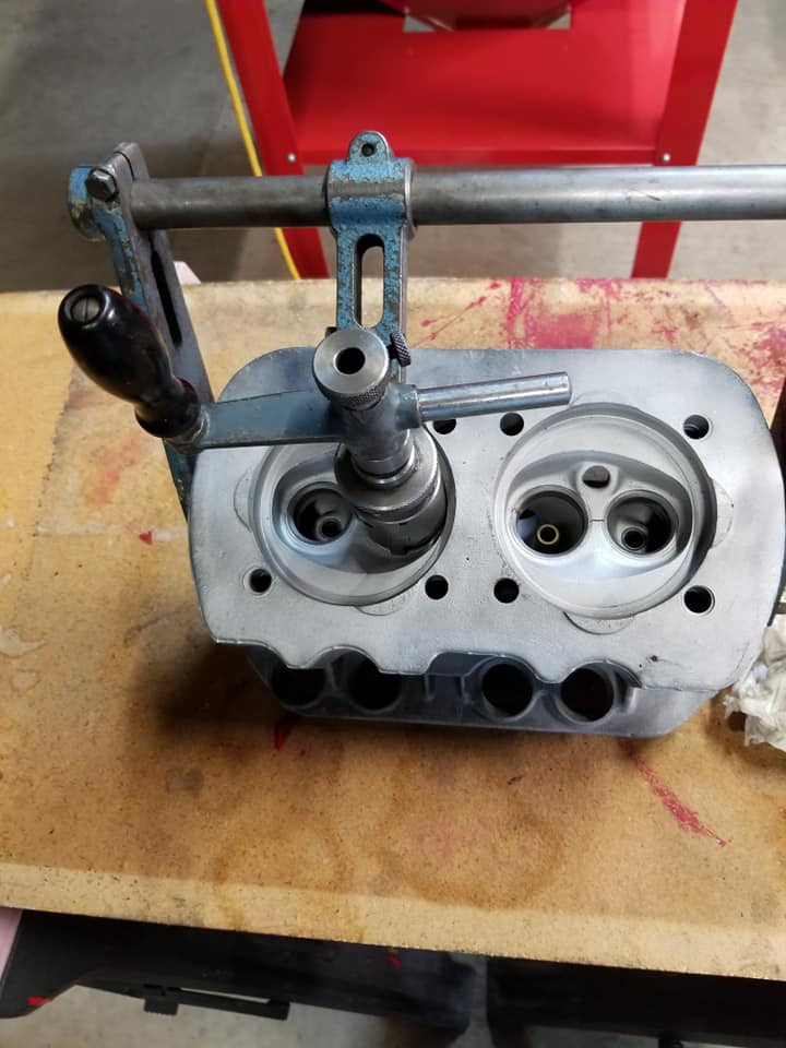Workshop equipment 2019-06-10 - Hunger valve seatcutter