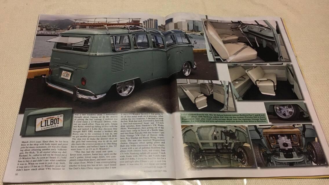 Hot VWs - 23 window