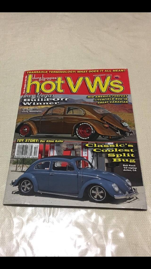 Hot VWs - 23 window