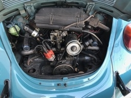 Pffff!  - engine before changes... looks so sad... :(
