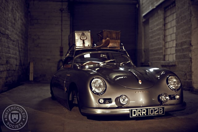 Watercooled Society - Custom Porsche Speedster