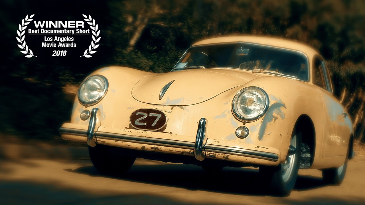 """""""27"""" - 1953 Porsche 356 America Coupe Reunited with 93-year-old Original Owner"""