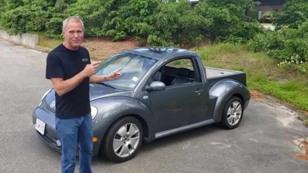 New Beetle Ute