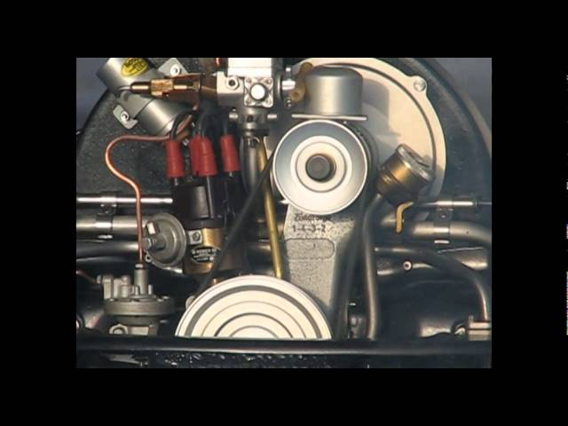 Modellmotor VW Käfer 1:3